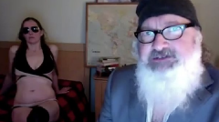 In 2015 Randy and Evi Quaid released a bizarre ''sex'' tape involving a mask of Rupert Murdoch.